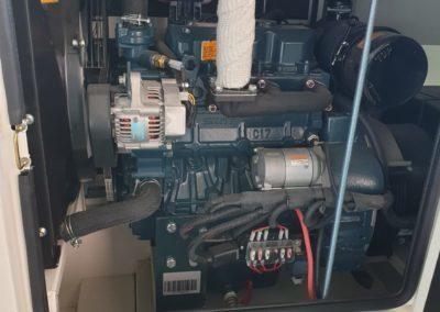 Kubota KT11 - KT15 - KT18 Engine