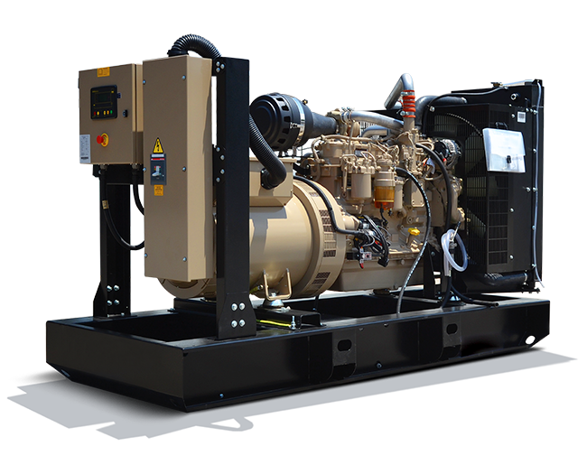 diesel generator company supplier in Saudi Arabia
