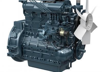 Kubota-Engine-V2003-T-E2BG-1